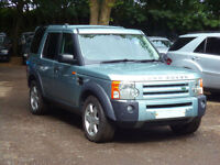 Land Rover Discovery 3 2.7TD V6 2006MY HSE 8