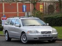 Volvo V70 2.4D AUTO Geartronic 2006 SE + 11 SERVICE STAMPS + WARRANTY