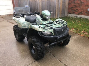 Suzuki King Quad 700
