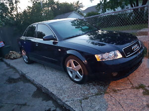 audi a4 part out 1996 to 2004