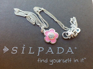 Children's Sterling Silver Necklace