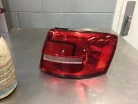 2015 right side outer tail light volkswagen jetta 2015