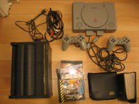 PS1+ games+2 controllers