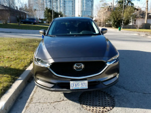 Mazad CX5 2018 GS COMFORT PACKAGE,only 18000km