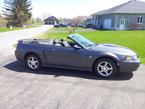2004 Ford Mustang Convertible Coupe (2 door)