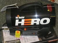 Mr Heater Hero Portable Propane Heater