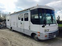 1993 Winnebago Vectra Chevy based American motorhome super luxury low mileage