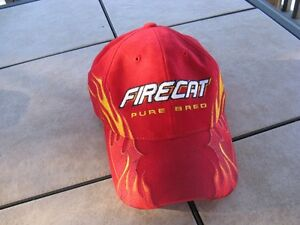 2003 F7 Fire Cat Arctic Cat Snowmobile Ball Hat