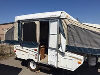 Tent Trailer For Rent - Booking for 2015 Season
