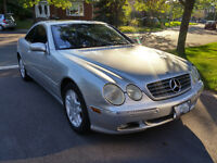 2001 Mercedes CL 500. Extreamly CLEAN!