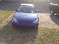 2000 Honda Civic Coupe (2 door)