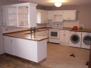 Main floor 3 bedroom house. Heat and electric included in rent