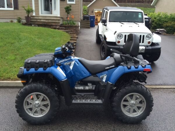 Used 2014 Polaris 850 Touring eps power steering