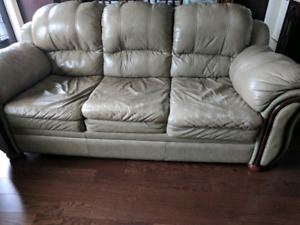Leather Sofas for Sale!!  $450 -Revised Pricing