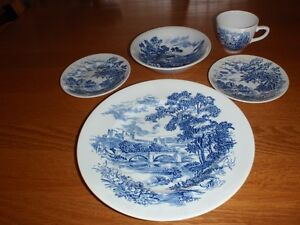 Set de Vaisselle Wedgwood CountrySide