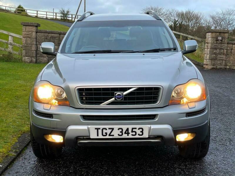 2007 Volvo XC90 2.4TD D5 SE Sport Automatic 7 Seater 4x4 185BHP