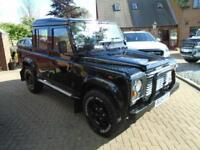 2004 Land Rover Defender 110 2.5Td5 Double Cab County Td5