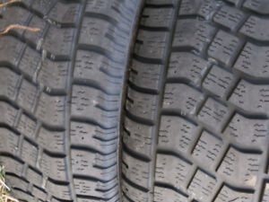 2 P275/55R20 AVALANCHE WINTER TIRES BOTH FOR $140.00