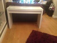 Malm dressing table (IKEA)