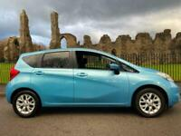 2015 Nissan Note 1.2 Acenta 5dr MPV Petrol Manual
