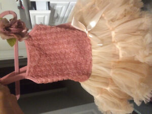 Tutu dress girls size 3 Olivia rose