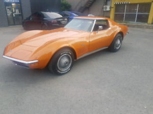1970 corvette restaurer a neuf match #
