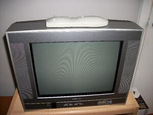 Télévision 14 pouces