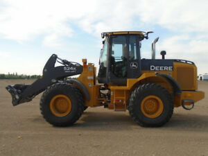 Deere 524 K Wheel Loader