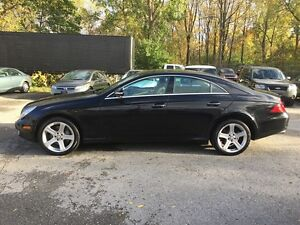 2008 MERCEDES-BENZ CLS-CLASS CLS550 * RWD * LEATHER * SUNROOF *  London Ontario image 3