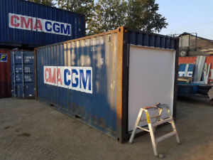 Steel SEA CAN Shipping Storage Containers