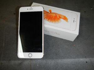 Iphone 6S plus + Deverouille 64 gb