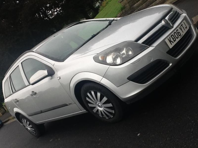 2006 VAUXHALL ASTRA 1.4 LIFE ESTATE | in Great Harwood ...