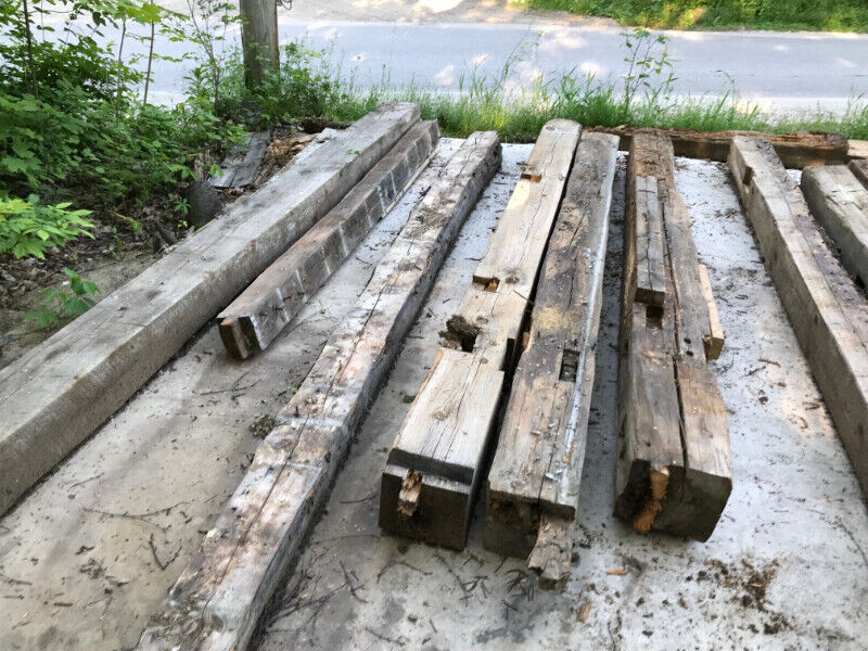 Barn boards and beams for sale | Other | Ottawa | Kijiji