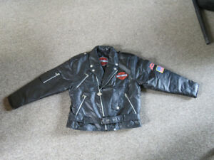 Vintage Youth Harley Jacket