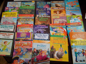 Various Gr 1-3 Books