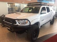 Supercharged 2015 Toyota Tacoma TRD Supercharger Warranty Approv