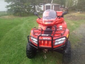 ARCTIC CAT 1000 2 place