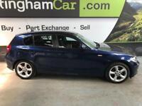 2010 10 BMW 1 SERIES 2.0 116I SPORT 5D AUTO 121 BHP