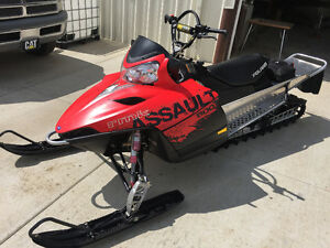 2009 polaris Assault rmk 800