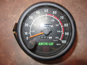 Arctic Cat Speedometer