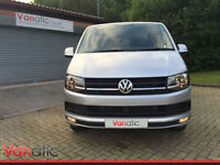 New T6 Volkswagen Transporter Highline 2.0TDi 150PS BMT SWB KOMBI T32