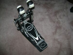 Double Foot Pedal for your Bass Drum, Maxtone