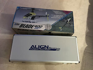 New in the box E-Flite Blade 400 3D performance RC Helicopter