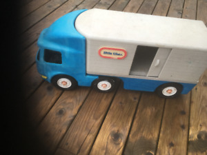 Little Tikes  $45.00 + cement truck & SUV  set or individually