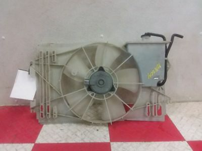 03 04 Pontiac Vibe Radiator Cooling Fan Motor Assembly Manual Transmission ()