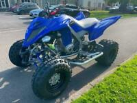 2020 Yamaha RAPTOR 700R No vat only 300 miles one owner from new Petrol Manual