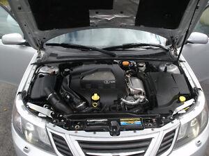 2008 Saab 9-3 Aero: AWD, Only 100Kms,Leather, Roof,Drives Great! Oakville / Halton Region Toronto (GTA) image 8