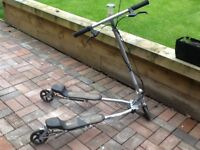 Kids flicker zip scooter Working order Collection from Madeley, Telford