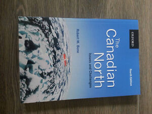 The Canadian North: Issues and Challenges 4th ed