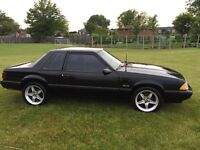 Ford Mustang Lx 5.0 1988